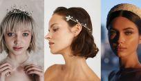 Accessori sposa per acconciature capelli