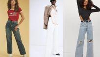 Jeans moda autunno inverno 2021 2022