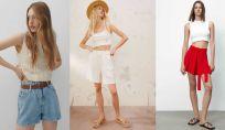 I nuovi shorts dell'estate 2021