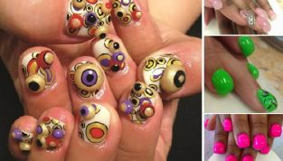 "Bubble Nails... e le unghie crescono come  ""bolle"""