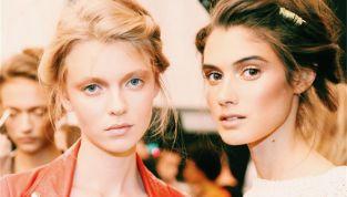 Tendenze beauty dalla Milano Fashion Week per la P/E 2016