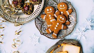Biscotti di Natale, dolce profumo per la casa