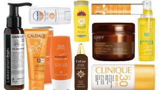 Proteggi la pelle con il solare! Ecco i nuovi abbronzanti dell'estate 2016