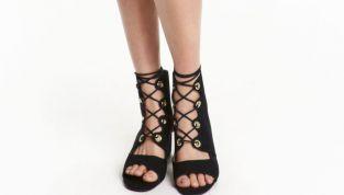 Scarpe open toe per essere urban chic durante la primavera/estate 2016