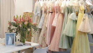 Abiti da sposa 2017 color pastello: quale sarà il vostro?
