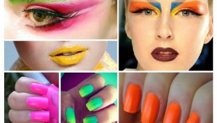 "Make up ""fluo"": voglia di osare!"