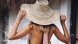 Cappelli per l'estate 2016: i modelli di paglia più belli
