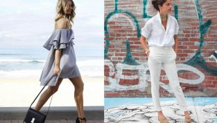 Look di fine estate: 4 outfit da copiare per essere stilose