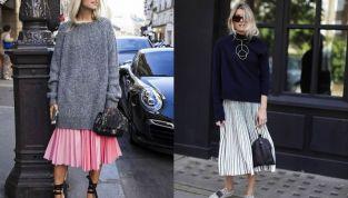 Gonne plissé: come abbinarle e indossarle con stile