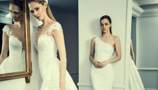 Abiti da sposa 2018: tutte le nuove tendenze dalla New York Bridal Week