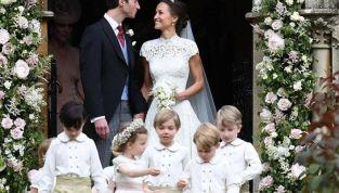 Abito da sposa di Pippa Middleton: un Giles Deacon tradizionale e stiloso