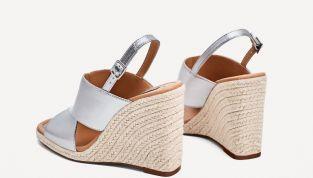 Zeppe estate 2017: le scarpe comode che slanciano la silhouette