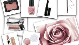 Trend make up: fine estate in ancient rose