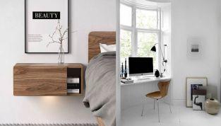 Pareti Bordeaux E Beige : I colori per le pareti della camera da letto