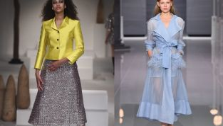 London Fashion Week: le tendenze moda primavera/estate 2018