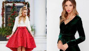 5 look glamour per il Natale 2017