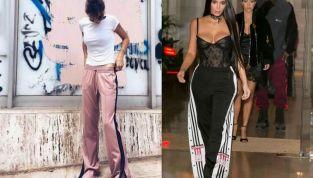 Come abbinare i pantaloni della tuta per essere super glam