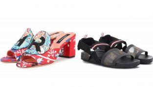 Sandali per l'estate 2018: calzature leggere e glam per i tuoi piedi