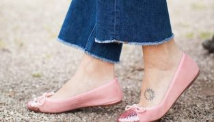 Ballerine primavera/estate 2018: le scarpe must have per le amanti dell'ultra flat