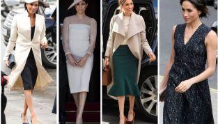 Meghan Markle: i 10 outfit più belli