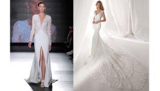 Tendenze abiti da sposa 2019: i vestiti più belli per il giorno del matrimonio