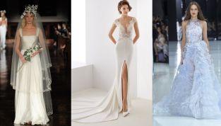 Tendenze sposa 2019: dall'abito agli accessori