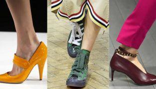 Le scarpe più fashion dell'autunno inverno 2018 2019