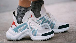 Ugly sneakers: le scarpe bruttine che hanno conquistato le fashioniste