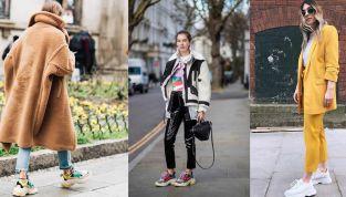 Come abbinare le ugly sneakers: tips per non sbagliare