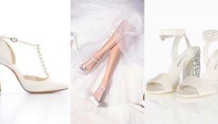 Scarpe sposa 2019: le tendenze bridal