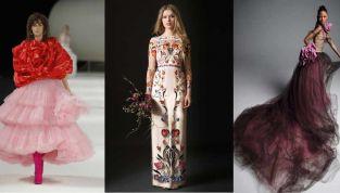 Abiti da sposa colorati 2019: i modelli più glam per donne alternative