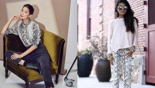 Pitonato: la fantasia che conquista le appassionate di moda