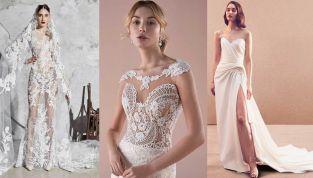 Abiti da sposa 2020: le tendenze per il giorno del matrimonio