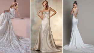 Abiti da sposa per matrimoni di sera 2020: quale scegliere?