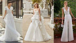 Aire Barcelona: gli abiti da sposa 2020 per un matrimonio da favola