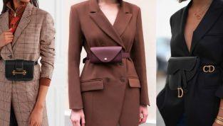 Belt bags: le cinture-marsupio da avere questo inverno