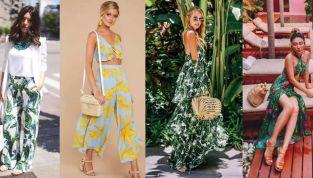 Mood tropicale, il ritorno della fantasia estiva più vacanziera che mai