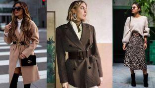 Come indossare la cintura per uno stile glam chic: i nostri consigli