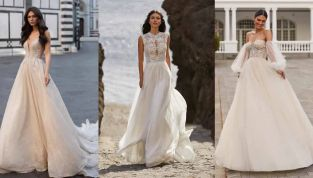 Abiti da sposa 2021: le nuove tendenze per il giorno del sì