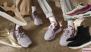 Sneakers autunno inverno 2020: tutto il fascino femminile (e comodo) ai propri piedi