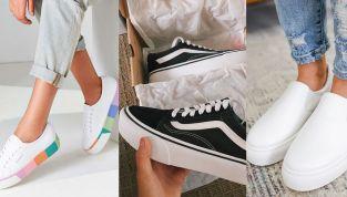 Sneakers con platform: comode ma con qualche centimetro in più