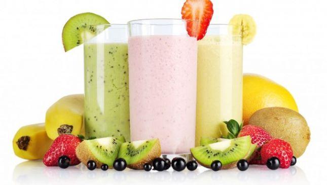 6 smoothies per l'estate