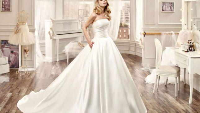 In arrivo abiti da sposa con tasche per il 2016!