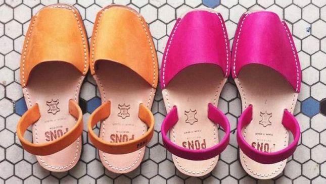Minorchine estate 2016: sandali flat che sanno di vacanza