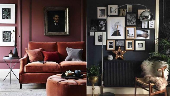 Come arredare casa con le pareti scure: consigli e suggerimenti per soluzioni di stile