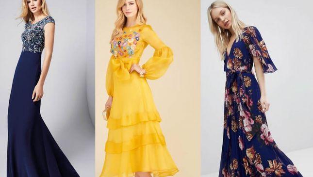 Abiti da cerimonia 2018: i vestiti glam per la primavera/estate