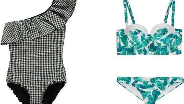 Tezenis costumi da bagno 2018: bikini e interi per l'estate