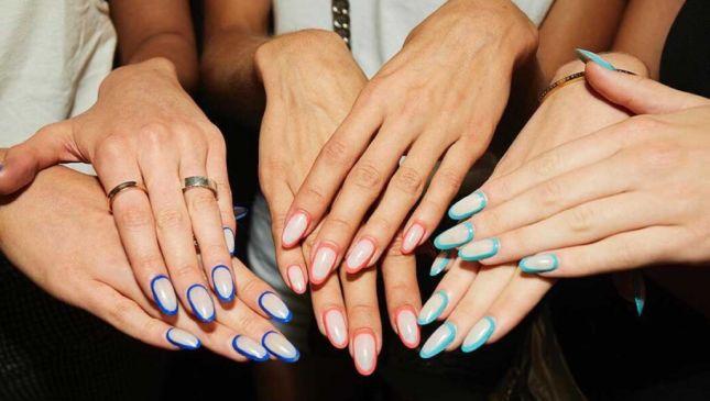 Tendenza-unghie per la primavera/estate: orbit nails