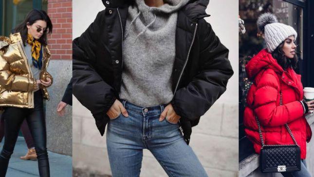 Le giacche corte col cappuccio sono il must dell'inverno 2021