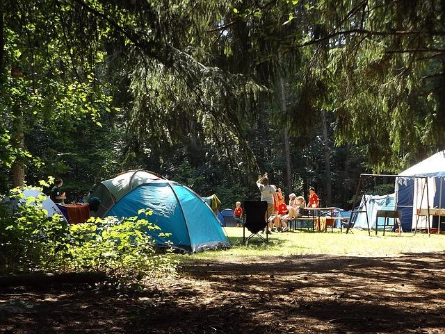 6 migliori campeggi in Italia